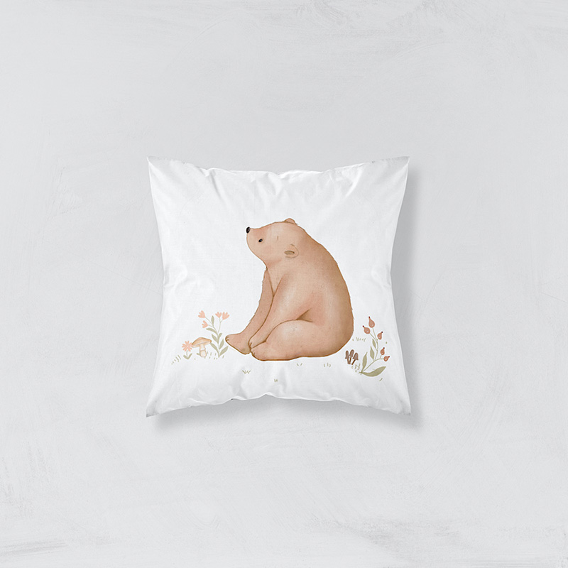 coussin-ours