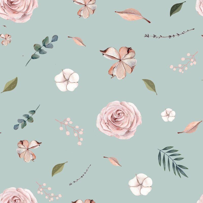 tissu-fleurs-coton