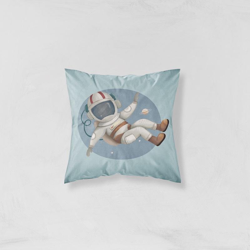 coussin-décoratif-espace-astronaute-planete